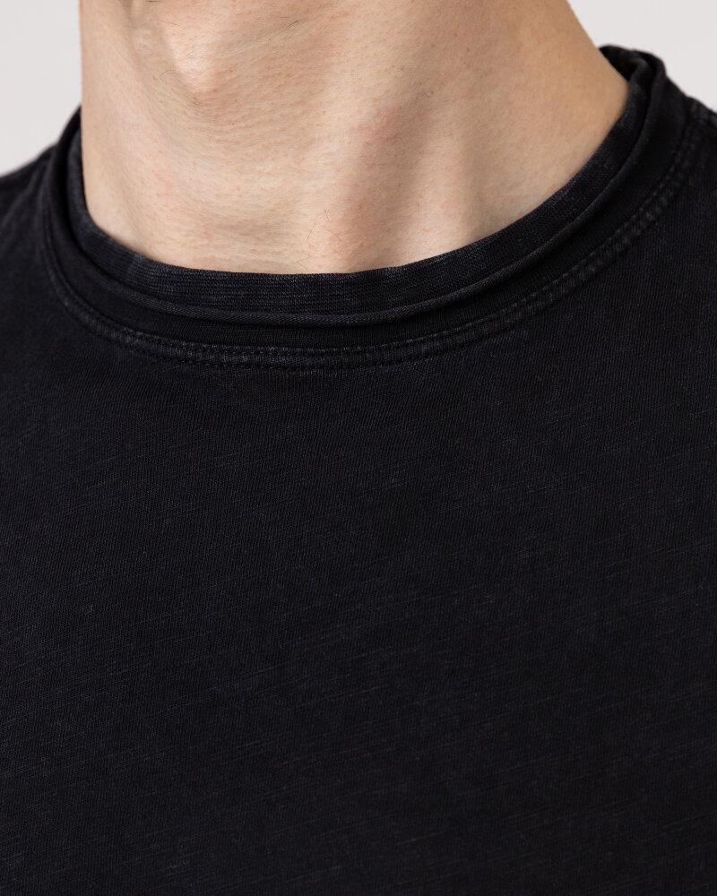 T-Shirt Gas 99635_DHIREN/S            _0200 czarny - fot:3