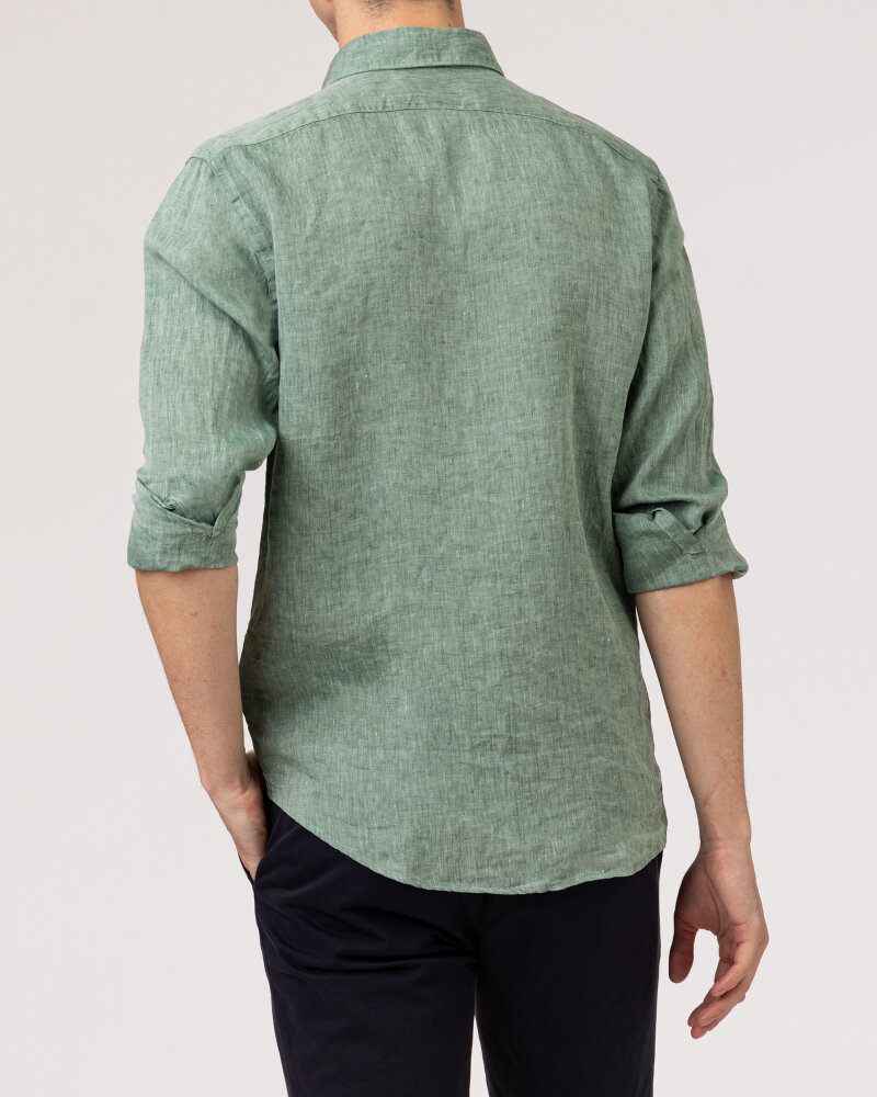 Koszula Eton 1000_02097_66 zielony - fot:4