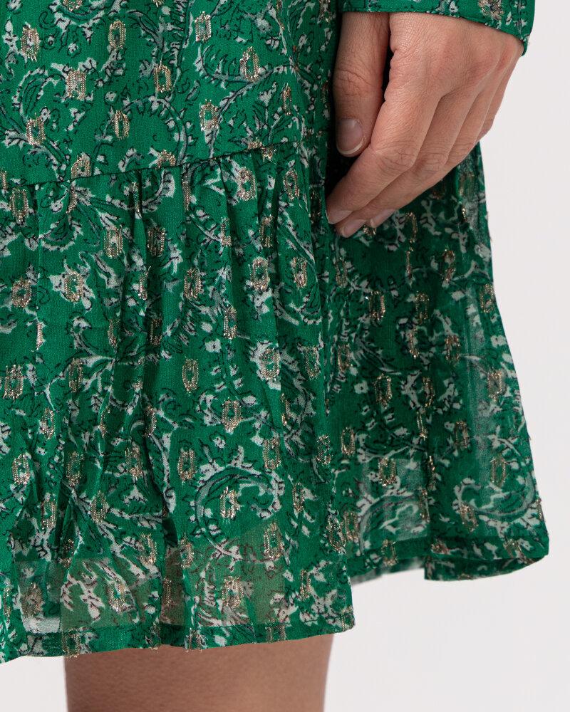 Spódnica Lollys Laundry 21134_4007_DARK GREEN zielony - fot:3