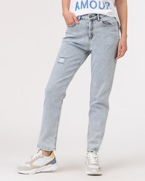 Spodnie One More Story 101551_4011 niebieski