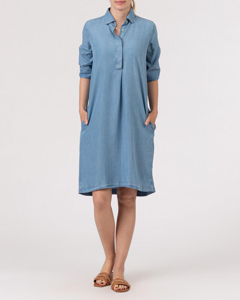 Sukienka Stenstroms AUD 480043_6866_150 niebieski - fot:4