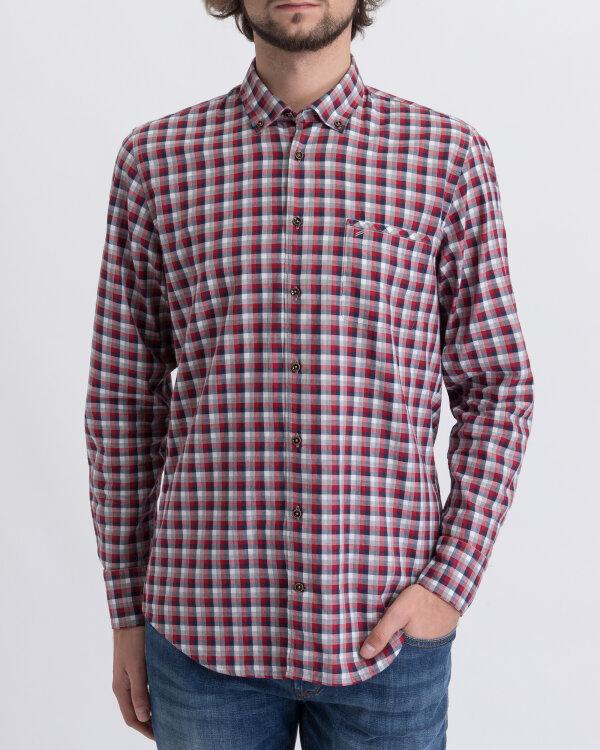 Koszula Daniel Hechter 60581-192600_350 czerwony