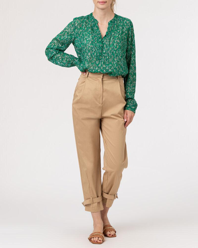 Koszula Lollys Laundry 21134_2020_DARK GREEN zielony - fot:5