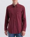 Koszula Fynch-Hatton 12196100_6101 bordowy