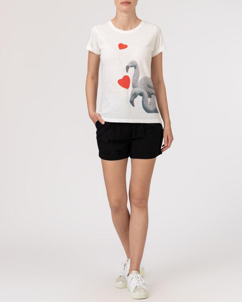 T-Shirt Bomboogie TW6990_JSNS_01 biały - fot:5