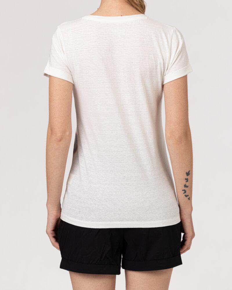 T-Shirt Bomboogie TW6990_JSNS_01 biały - fot:4