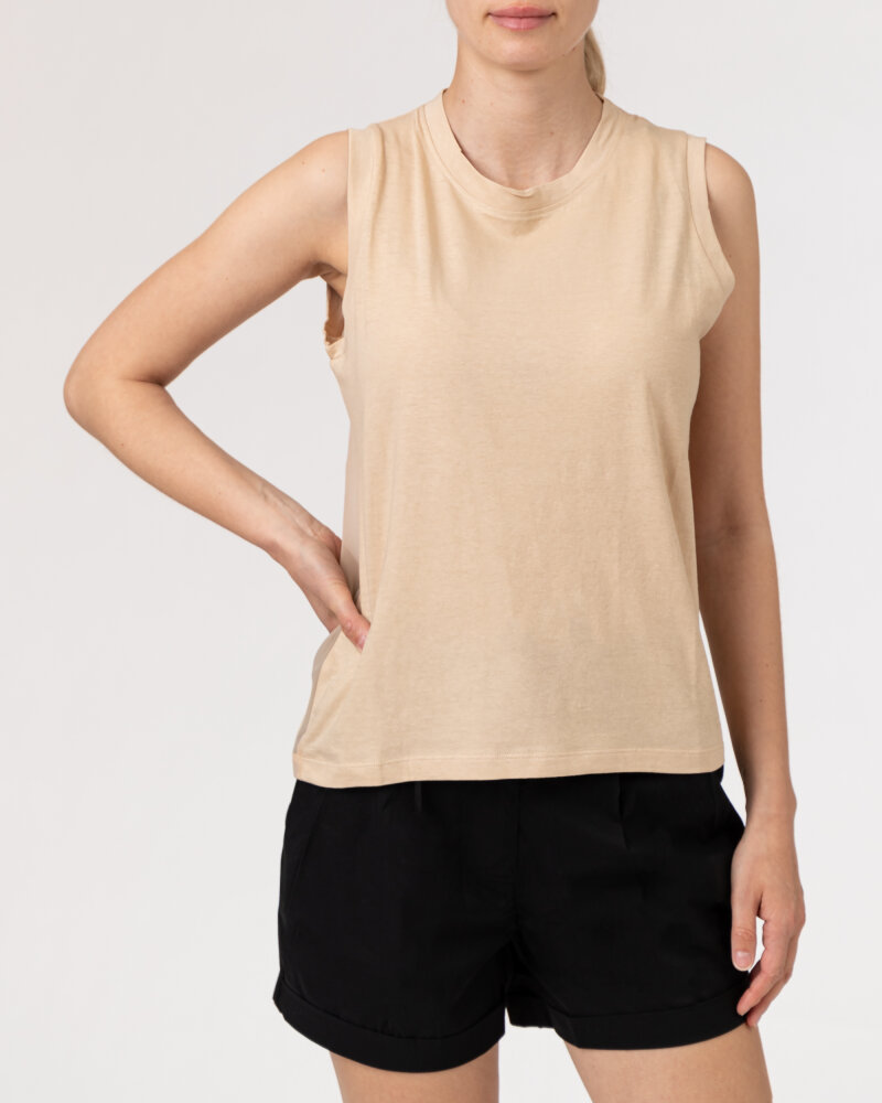 T-Shirt Bomboogie TW6985_JLGE_06 beżowy - fot:2