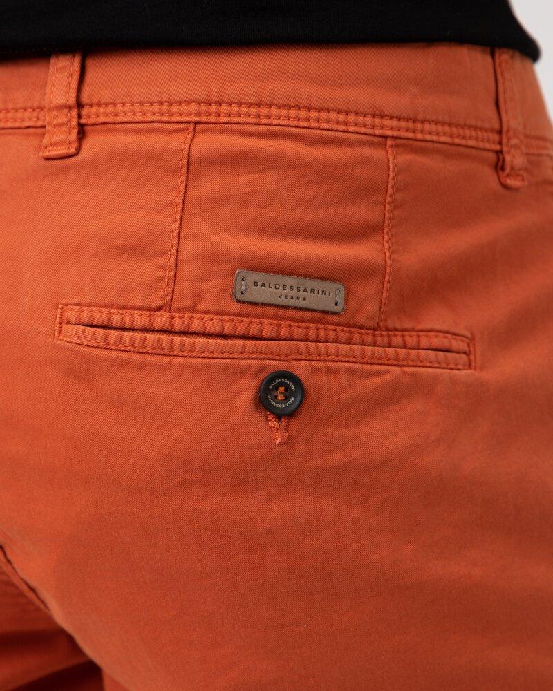 Szorty Baldessarini 2204_16938_3203 pomarańczowy - fot:4