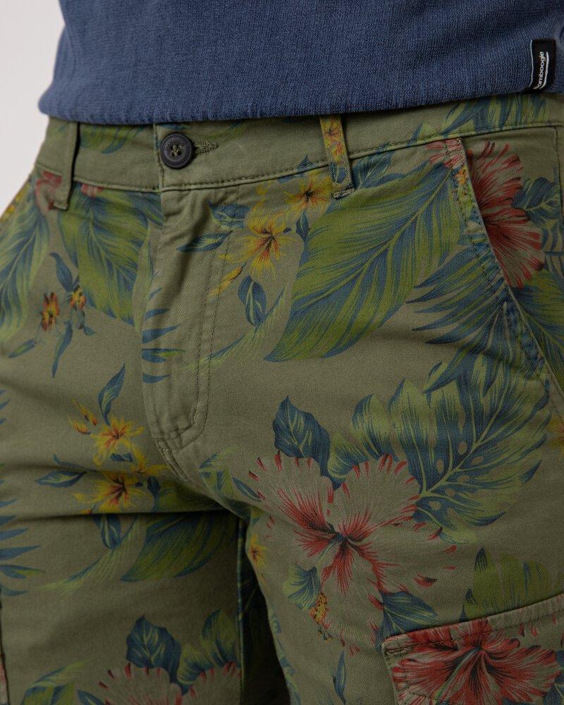 Spodnie Bomboogie BMWHY_TXP_326 ciemnozielony - fot:3