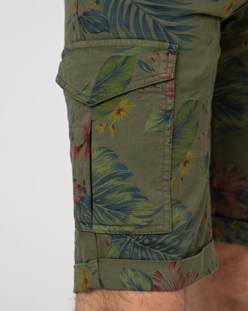 Spodnie Bomboogie BMWHY_TXP_326 ciemnozielony - fot:4
