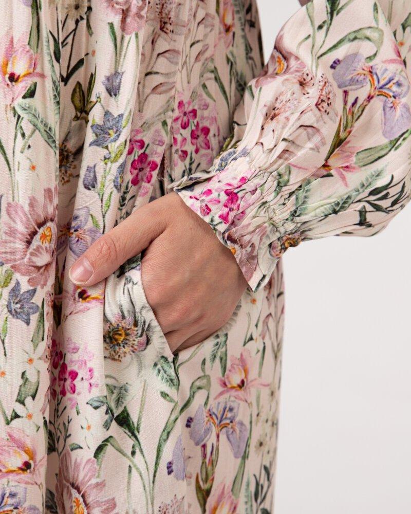 Sukienka Lollys Laundry 21144_3017_FLOWER PRINT różowy - fot:4