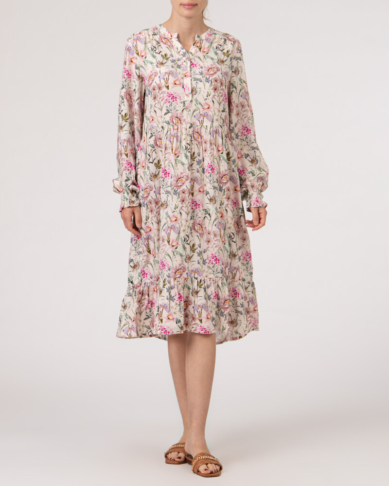Sukienka Lollys Laundry 21144_3017_FLOWER PRINT różowy - fot:6