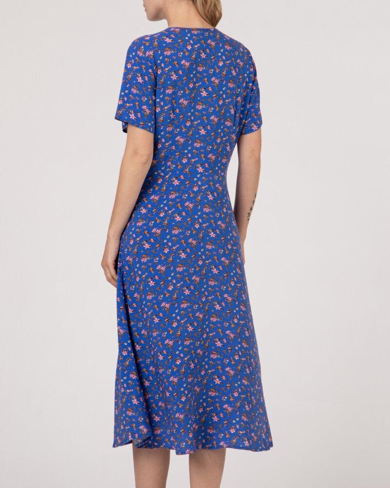 Sukienka Lollys Laundry 21166_3032_FLOWER PRINT niebieski - fot:4