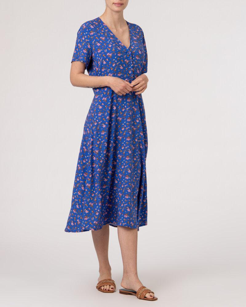 Sukienka Lollys Laundry 21166_3032_FLOWER PRINT niebieski - fot:5