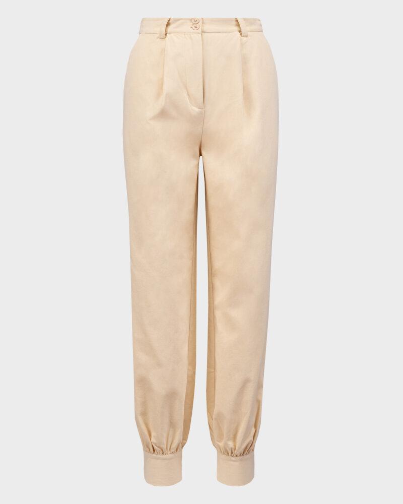 Spodnie Na-Kd 1018-006858_BEIGE beżowy - fot:1