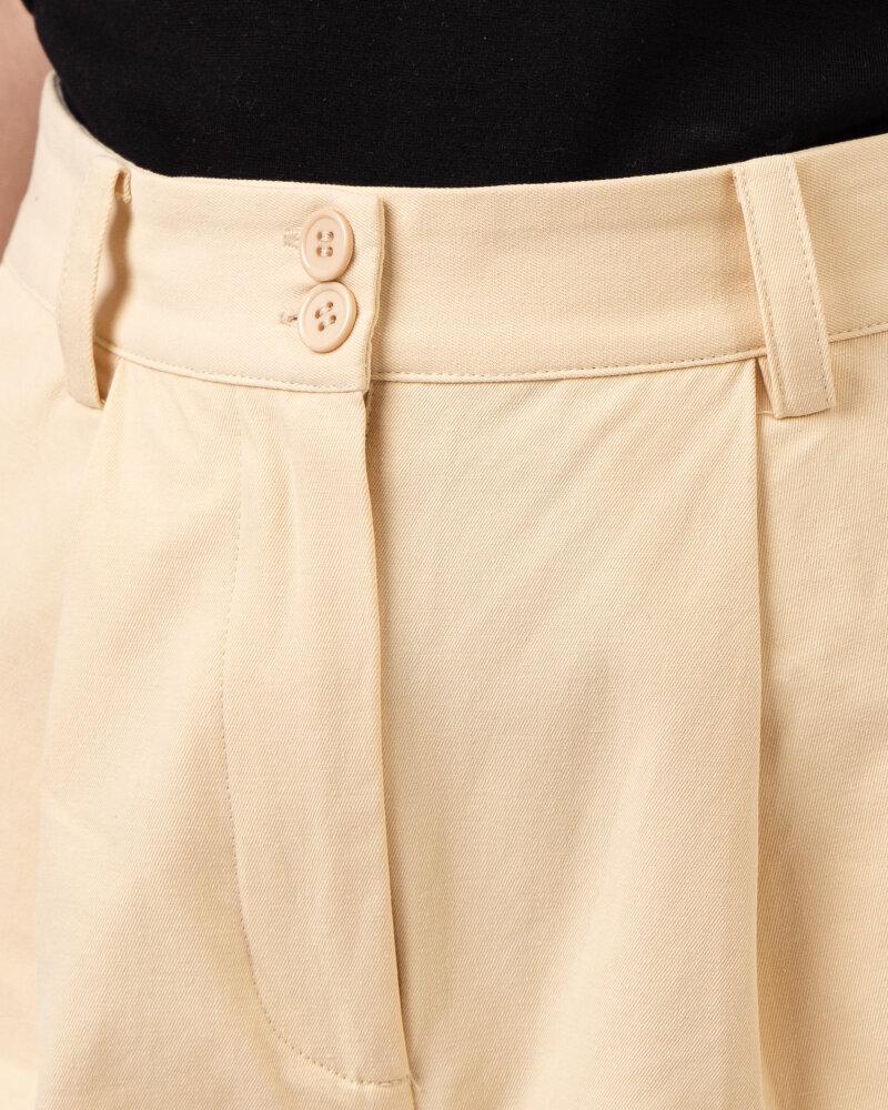 Spodnie Na-Kd 1018-006858_BEIGE beżowy - fot:3
