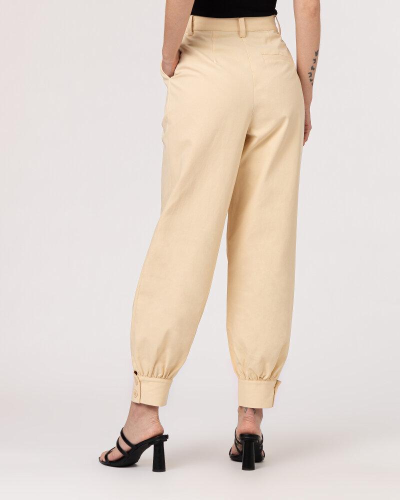 Spodnie Na-Kd 1018-006858_BEIGE beżowy - fot:5