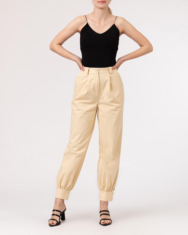 Spodnie Na-Kd 1018-006858_BEIGE beżowy - fot:6