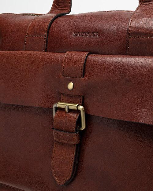 Torba Saddler 113580046_MIDBROWN brązowy
