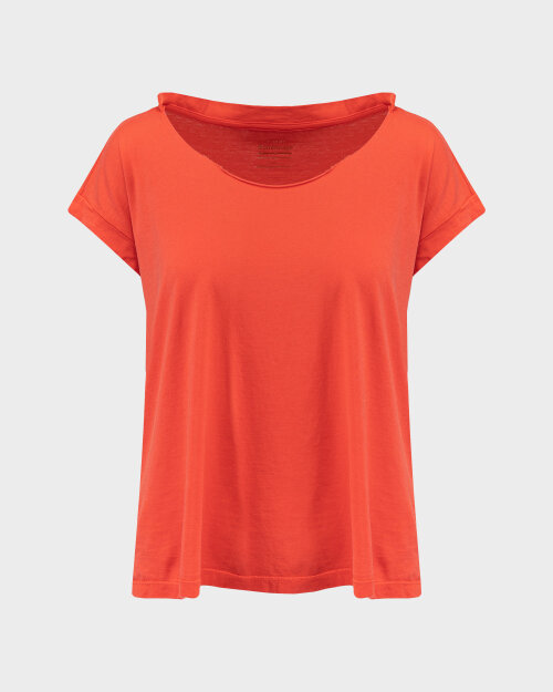 T-Shirt Bomboogie TW6961_JSEY_40 czerwony