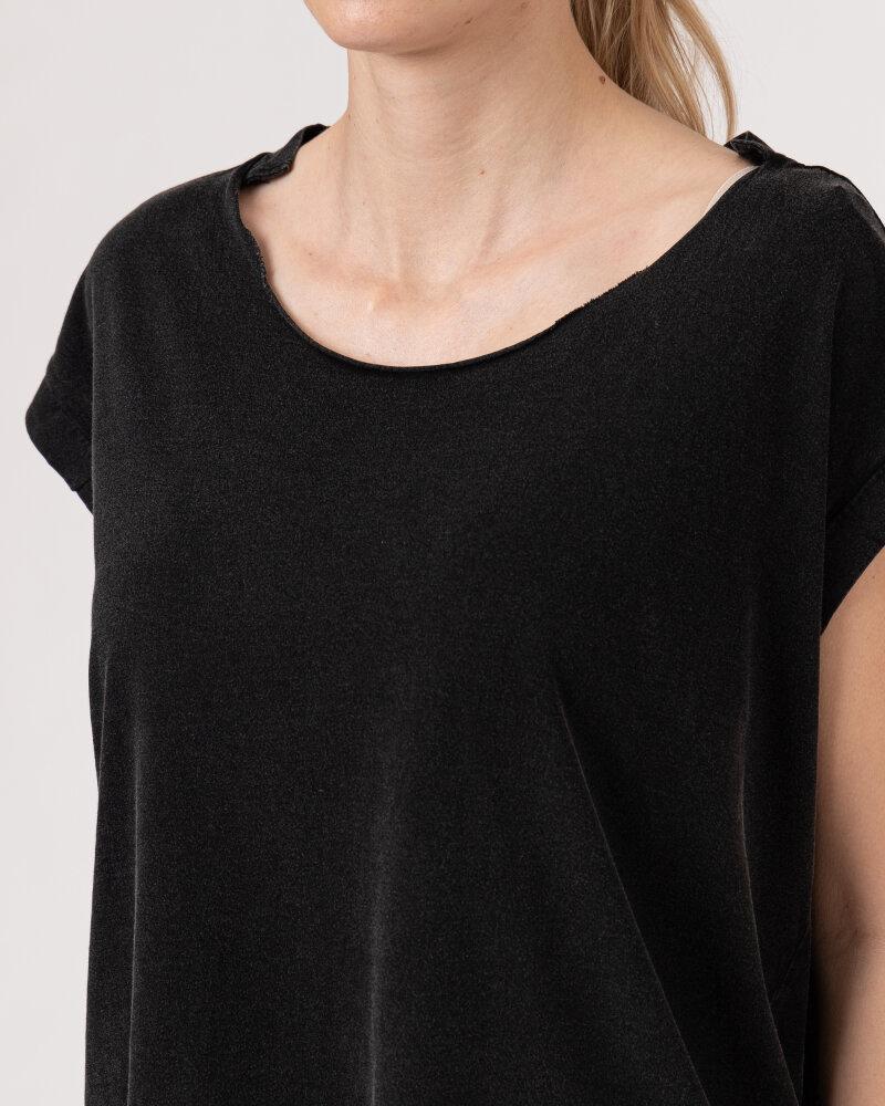 T-Shirt Bomboogie TW6961_JSEY_90 czarny - fot:3