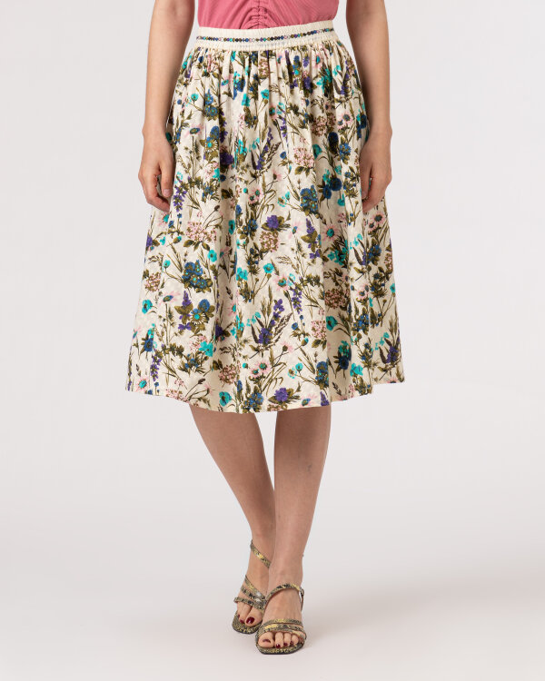Spódnica Lollys Laundry 21175_4019_FLOWER PRINT wielobarwny