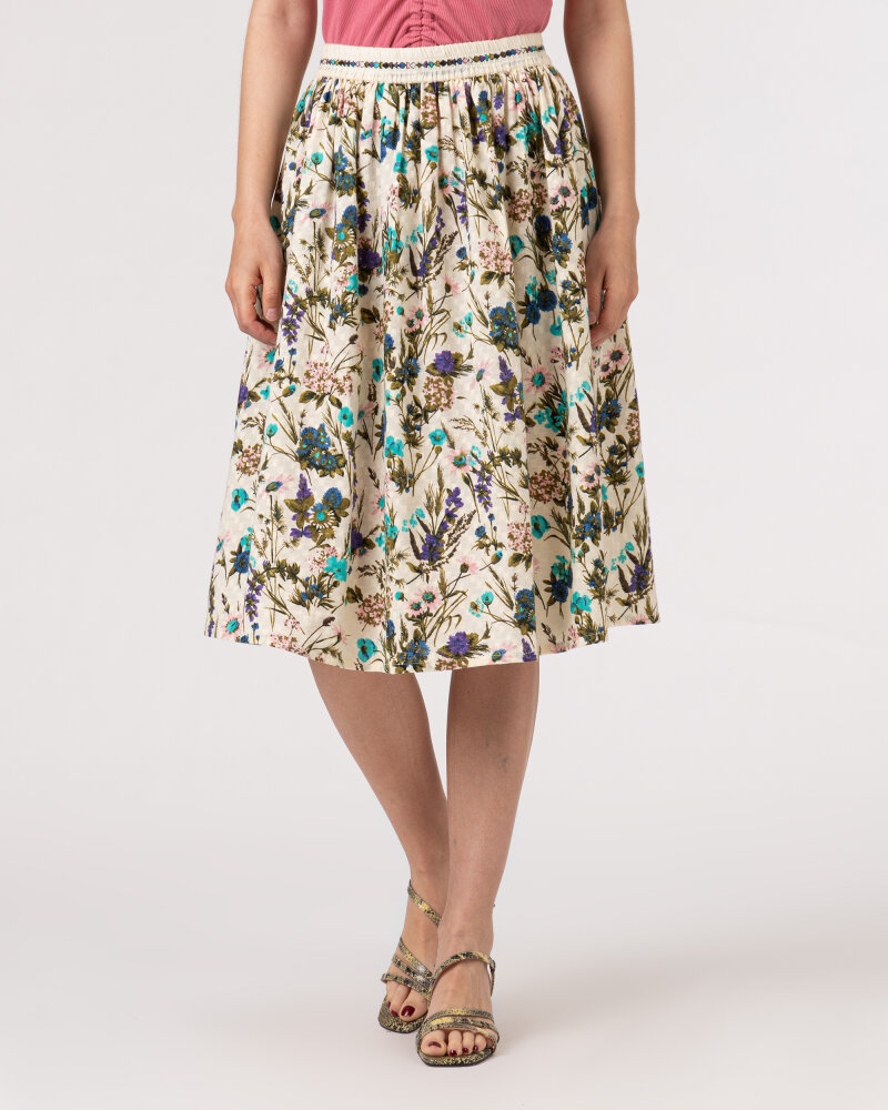 Spódnica Lollys Laundry 21175_4019_FLOWER PRINT wielobarwny - fot:2