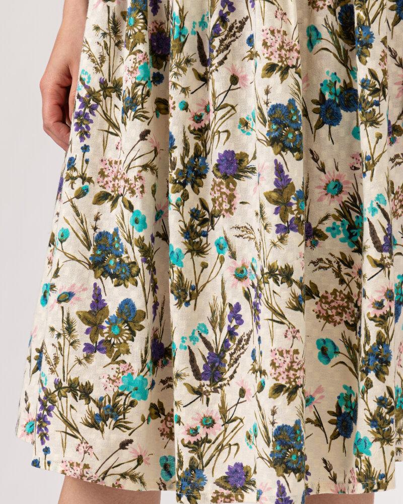 Spódnica Lollys Laundry 21175_4019_FLOWER PRINT wielobarwny - fot:3