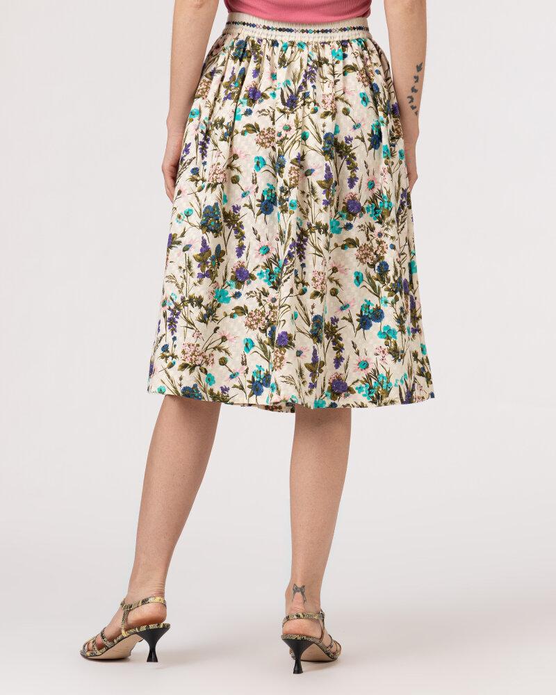 Spódnica Lollys Laundry 21175_4019_FLOWER PRINT wielobarwny - fot:4