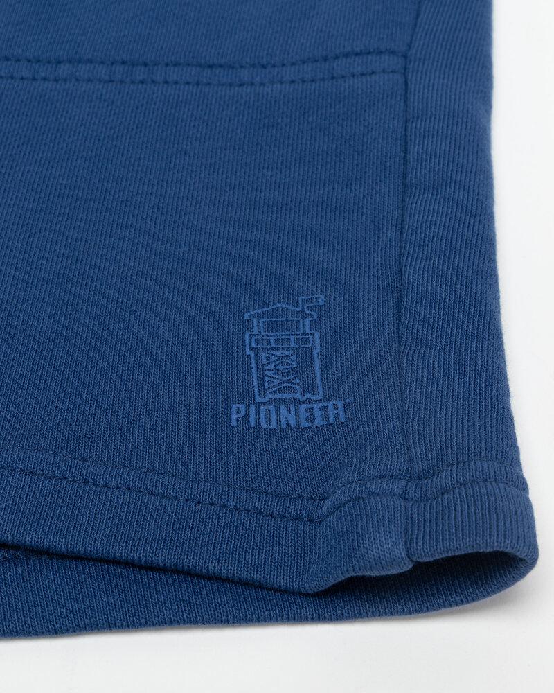 Szorty Pioneer Authentic Jeans 07461_01356_559 niebieski - fot:3