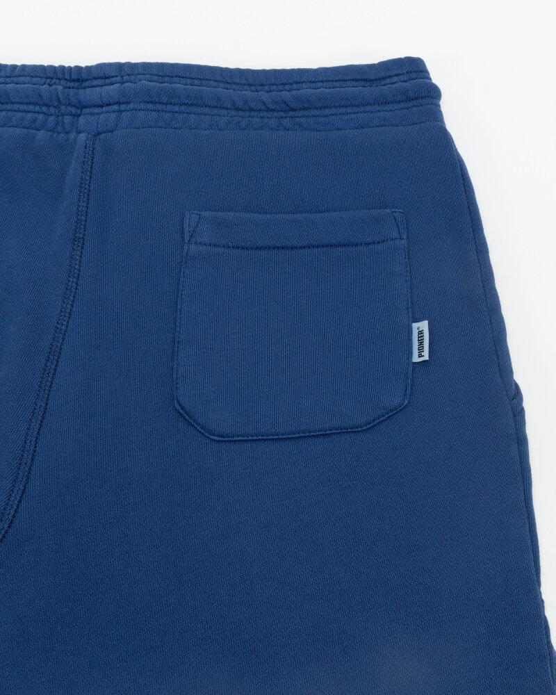 Szorty Pioneer Authentic Jeans 07461_01356_559 niebieski - fot:4
