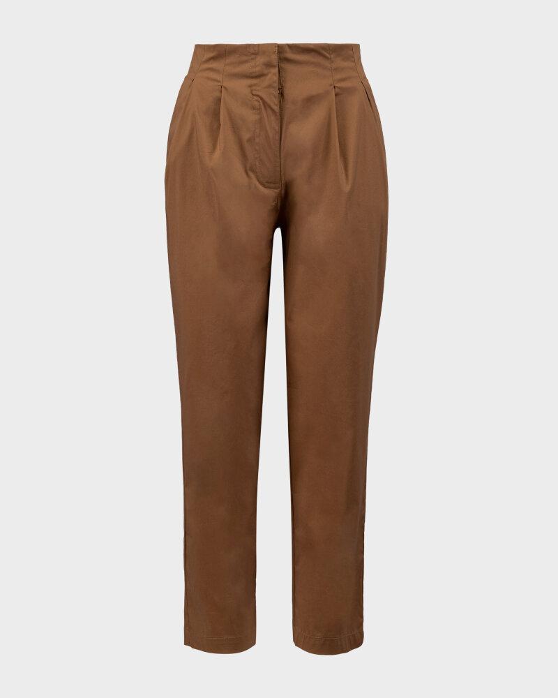 Spodnie Bomboogie PW6953_CSAT_18 brązowy - fot:1