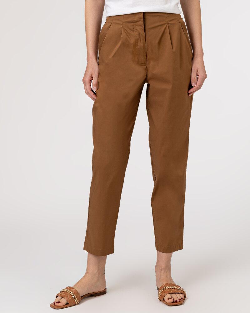 Spodnie Bomboogie PW6953_CSAT_18 brązowy - fot:2