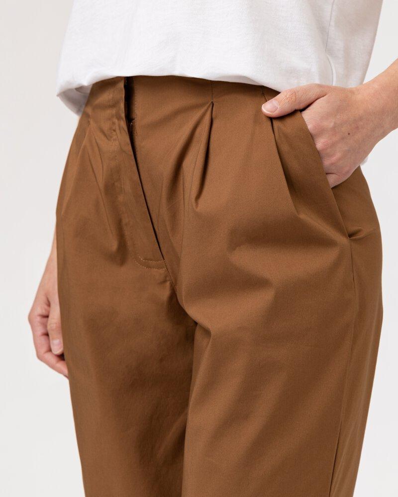 Spodnie Bomboogie PW6953_CSAT_18 brązowy - fot:3