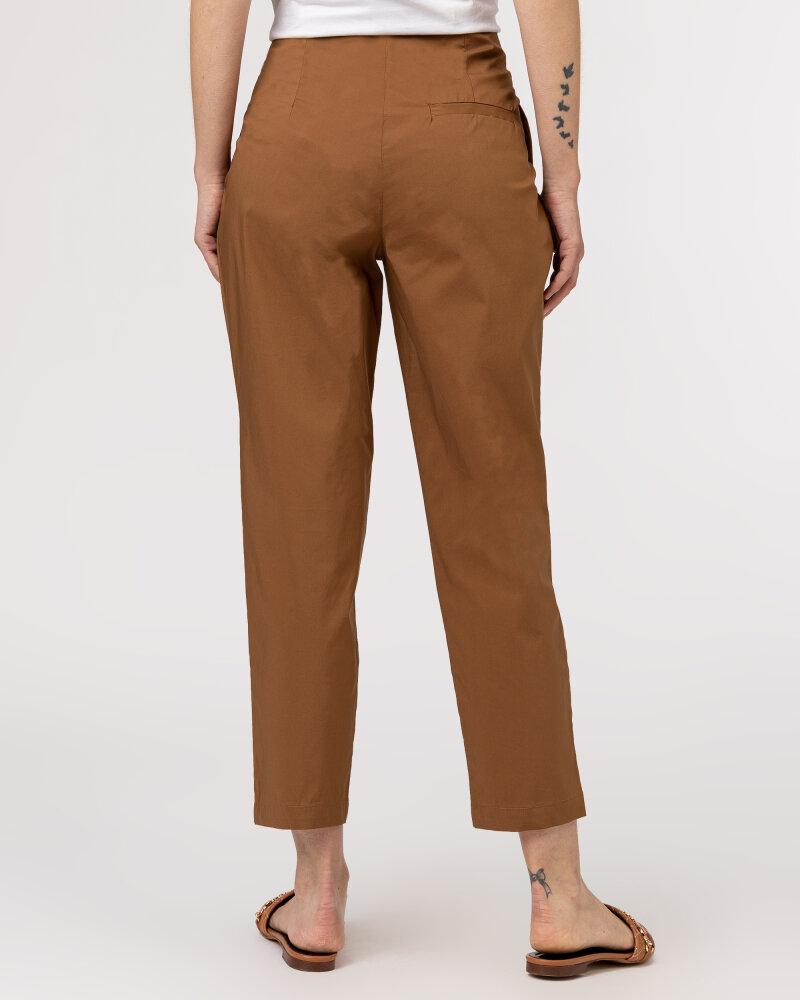 Spodnie Bomboogie PW6953_CSAT_18 brązowy - fot:4