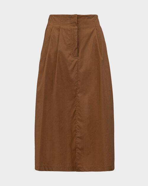 Spódnica Bomboogie KW6952_CSAT_18 brązowy