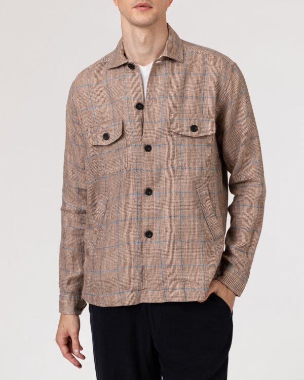 Koszula Eton 1000_02086_59 brązowy