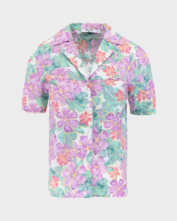 Koszula Na-Kd 1018-006841_PURPLE fioletowy