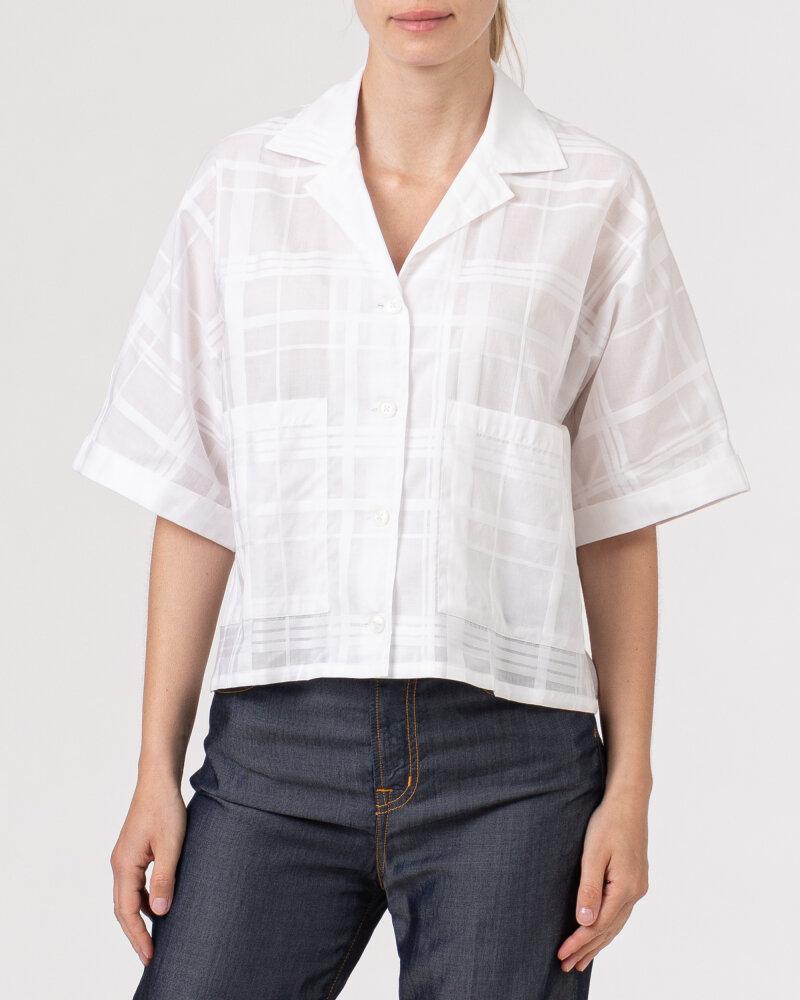 Koszula Stenstroms ALICE 261119_6857_003 biały - fot:2