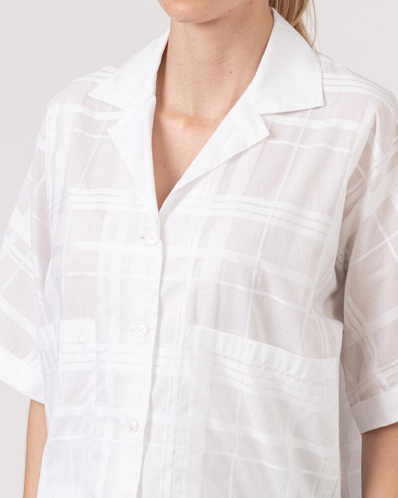 Koszula Stenstroms ALICE 261119_6857_003 biały - fot:3