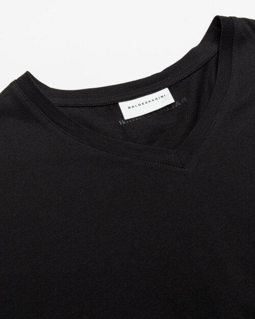 T-Shirt Baldessarini 5015_20007_9000 czarny