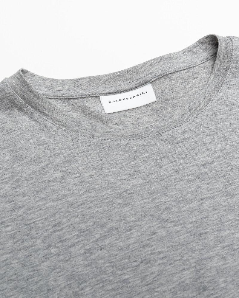 T-Shirt Baldessarini 5015_20006_9017 szary - fot:2