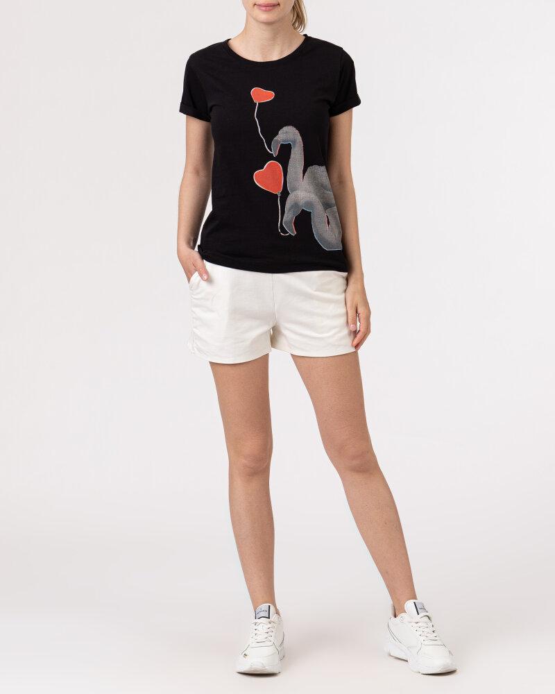 T-Shirt Bomboogie TW6990_JSNS_90 czarny - fot:5