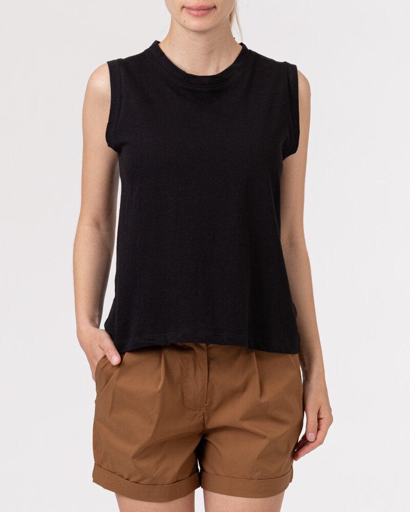T-Shirt Bomboogie TW6985_JLGE_90 czarny - fot:2