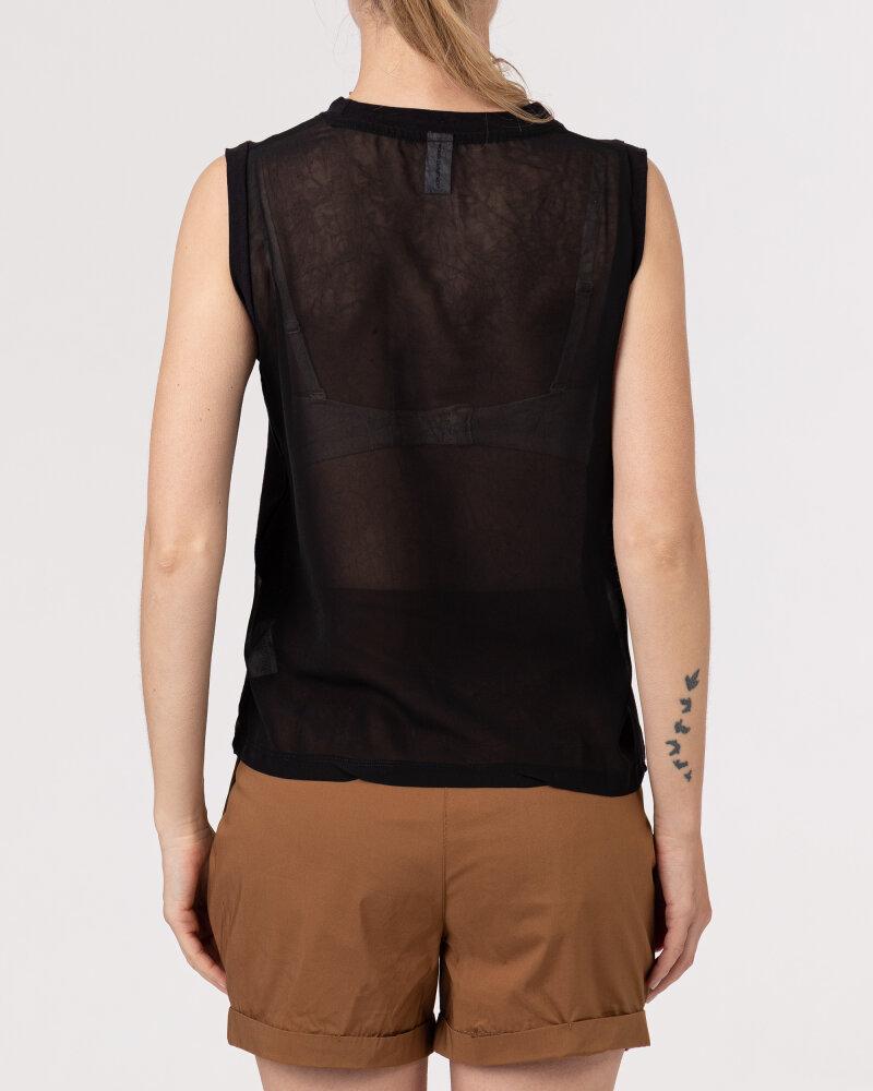 T-Shirt Bomboogie TW6985_JLGE_90 czarny - fot:4