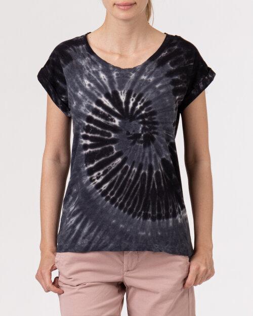 T-Shirt Bomboogie TW6996_JSNR_90 czarny