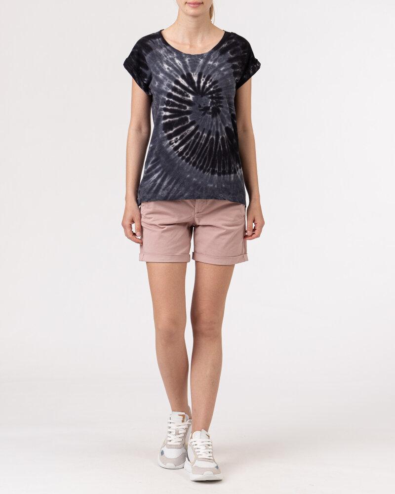 T-Shirt Bomboogie TW6996_JSNR_90 czarny - fot:5