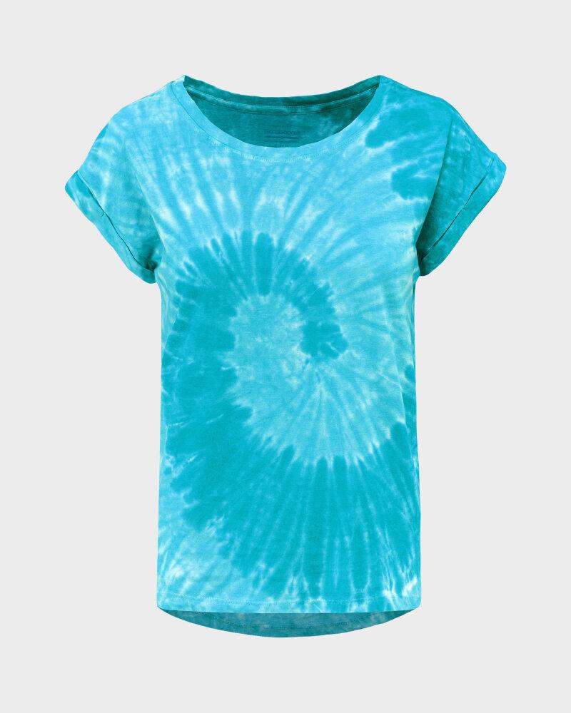 T-Shirt Bomboogie TW6996_JSNR_335 niebieski - fot:1