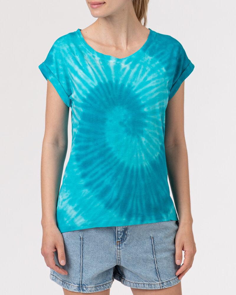 T-Shirt Bomboogie TW6996_JSNR_335 niebieski - fot:2