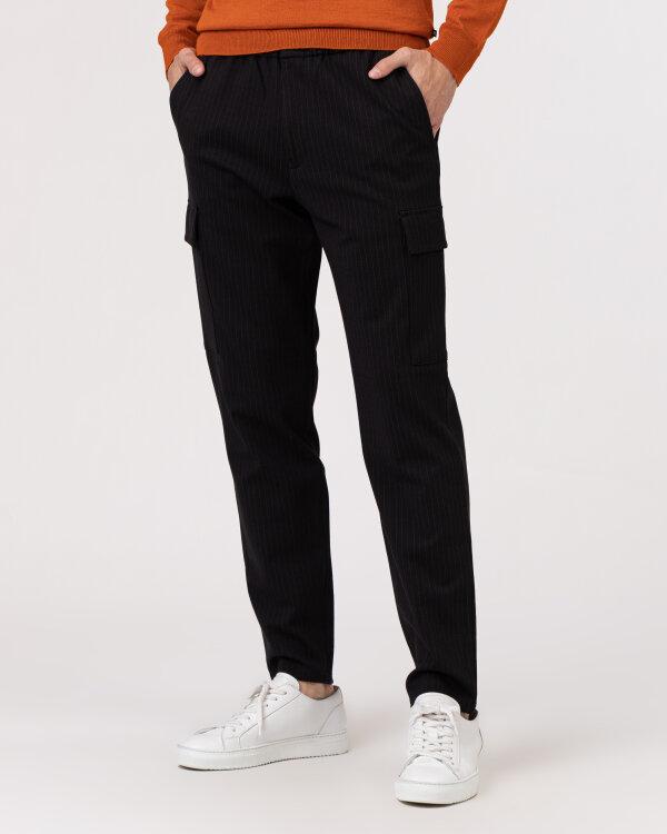 Spodnie Daniel Hechter 25261-111305_680 czarny